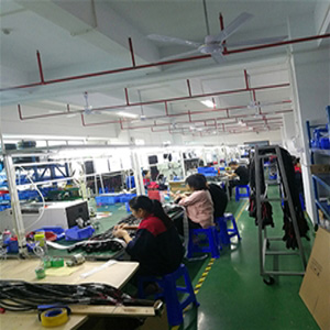 3.Production line